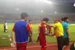 Clip: Hình ảnh xúc động trên sân ngay sau trận Olympic Việt Nam vs Olympic Hàn Quốc