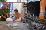 Khởi tố kẻ đốt cửa hàng hoa khiến 2 người chết ở Đắk Lắk