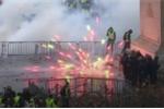 Clip: Khải Hoàn Môn, Pháp rực lửa trong các cuộc biểu tình