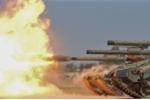 Israel dùng xe tăng tấn công dữ dội căn cứ quân sự Hamas trên dải Gaza