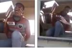 Video: Chiến binh IS khóc như em bé sau khi bị bắt