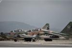 Căn cứ không quân của Nga tại Syria lại bị tấn công trong đêm