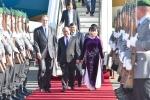 Thủ tướng tới Berlin, thăm Đại sứ quán, gặp gỡ đại diện người Việt tại Đức