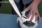 Clip: Mổ ruột soi những công nghệ hiện đại nhất trong trái bóng chính thức của World Cup 2018