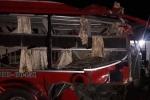 3 xe khách tông nhau ở Bình Thuận: Số người thương vong tiếp tục tăng