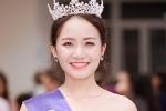 Ngắm nhan sắc rạng rỡ cuốn hút của Hoa khôi, Á khôi Đại học Luật Hà Nội