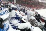 Những hình ảnh không thể tin nổi về đợt lạnh kỷ lục ở Mỹ