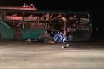 Nổ xe khách, 14 người thương vong: Thông tin mới nhất
