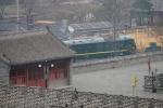 Ảnh: Cận cảnh đoàn tàu và chuyến thăm Trung Quốc của ông Kim Jong-un
