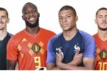 Lich thi dau ban ket World Cup 2018 hom nay ngay 10/7 hinh anh 1
