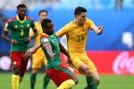 Video xem trực tiếp Cameroon vs Australia vòng bảng Confederations Cup