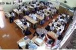 Phẫn nộ nữ giáo viên tát và đánh tới tấp vào đầu học sinh ở Hải Phòng