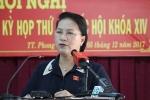 Chủ tịch Quốc hội: 'BOT Cai Lậy có nhiều vấn đề cần xem xét'