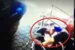 Người đàn ông liều mình cứu sống 2 em nhỏ thoát chết trước đầu xe tải