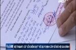 Sổ đỏ gia đình: Bộ TN&MT nhận 'lỗi diễn đạt'