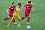 Vòng 7 giải VĐQG nữ: Phong Phú Hà Nam lên ngôi đầu