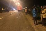 Xe khách Phương Trang chạy tốc độ cao tông chết 2 người ở Huế