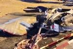 Tông rào chắn công trình, nam thanh niên chết tại chỗ