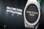Cận cảnh đồng hồ thông minh trang bị cho trọng tài World Cup 2018