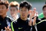 Son Heung-min chờ phép màu World Cup để được miễn nghĩa vụ quân sự