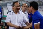 Thứ trưởng Lê Khánh Hải: Tranh cử Chủ tịch VFF vì bóng đá nước nhà