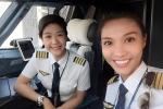 Phi công Vietnam Airlines thu nhập 115,3 triệu đồng mỗi tháng