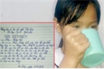 Học sinh bị phạt uống nước giặt giẻ lau bảng: Bộ trưởng Nhạ nói 'đây là điều đau xót'