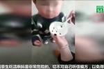 Clip: Bà mẹ Trung Quốc cho con ăn... nòng nọc sống để lớn nhanh