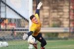 Văn Lâm ra sức tập luyện, chờ ra mắt Thai League