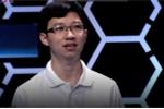 'Cậu bé Google' Phan Đăng Nhật Minh vô địch Đường lên đỉnh Olympia năm 2017