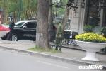 Anh: Cong binh kiem tra an ninh, do min o 2 khach san tung don Tong thong My tai Ha Noi hinh anh 17