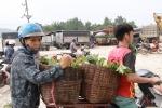Ảnh: Cận cảnh chợ na lớn nhất miền Bắc ở Lạng Sơn tấp nập vào vụ