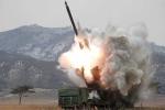 Tên lửa Triều Tiên phát nổ vài giây sau khi rời bệ phóng