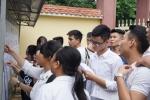 Những mốc thời gian thí sinh cần chú ý sau khi biết điểm thi THPT Quốc gia 2017