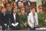 Phiên tòa xét xử em trai ông Đinh La Thăng và đồng phạm không hoãn dù bị cáo vắng mặt