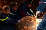 Tin mới nhất vụ sạt lở núi vùi lấp 10 căn nhà ở Nha Trang