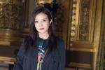 Triệu Vy khoe nhan sắc trẻ trung và đầy sức sống tại tuần lễ thời trang Paris