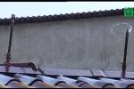 Dân Hưng Yên tự chế giàn mưa chống nóng thông minh, giá chỉ 150.000 đồng