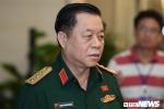 Tàu cá Trung Quốc vào sâu vùng biển Việt Nam, Thượng tướng Nguyễn Trọng Nghĩa lên tiếng