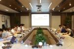 Tập đoàn Tài chính Mirae Asset gặp gỡ và tìm hiểu thông tin về Hải Phát Invest
