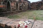 Trộm 3 viên gạch từ chùa cổ linh thiêng, du khách lĩnh đủ hậu quả