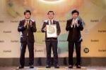 Vinamilk 6 nam lien duoc Forbes Viet Nam binh chon vao Top 50 cong ty niem yet tot nhat Viet Nam hinh anh 1