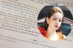 Chi Pu và loạt nghệ sĩ Việt xuất hiện trong đề thi Ngữ văn cấp 3