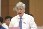 Day dứt trăn trở của Bộ trưởng, Chủ nhiệm Ủy ban Dân tộc Đỗ Văn Chiến