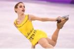 Ngắm những bóng hồng trên sàn trượt băng Thế vận hội mùa đông