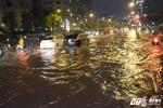 Siêu máy bơm giải cứu 'rốn ngập' Sài Gòn trong một tiếng