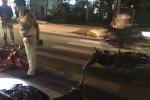 Gây tai nạn liên hoàn, tài xế lấy xe bỏ chạy nhưng bất thành