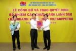 Phó tổng giám đốc PVN tiếp quản 'ghế nóng' Vietsovpetro