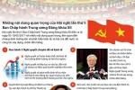 5 nội dung quan trọng của Hội nghị Trung ương 5