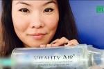 Canada bán không khí sạch đóng chai sang Trung Quốc
